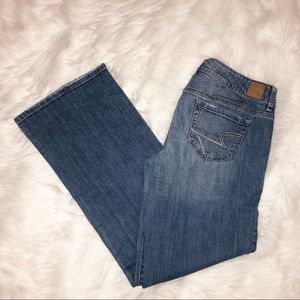 America eagle stretch favorite boyfriend size 10R